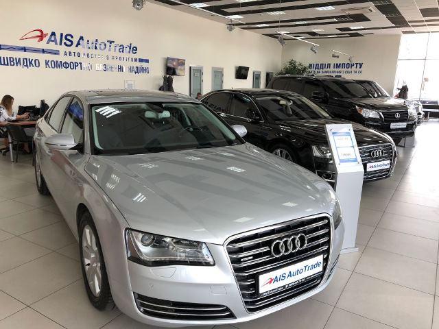 AIS AutoTrade открывает салон по продаже премиальных авто с пробегом!