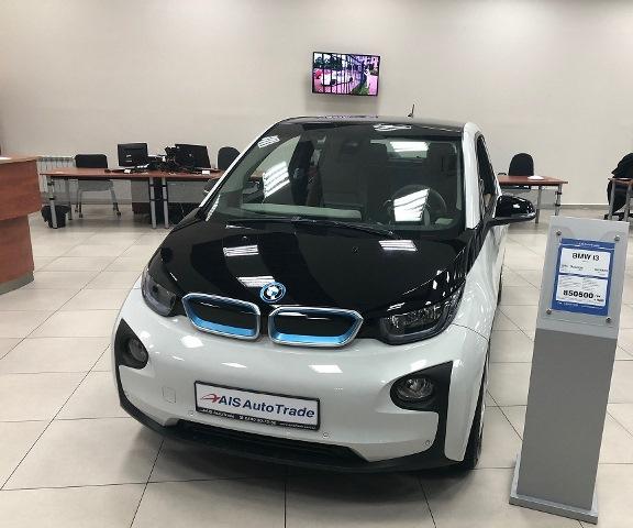 AIS Autotrade открывает автосалон по продаже электромобилей с пробегом!