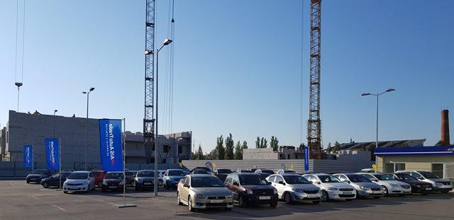 AIS AutoTrade презентует самый большой в Харькове автоцентр по продаже авто с пробегом!